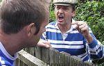Спор по межеванию привел к вражде с соседом по огороду