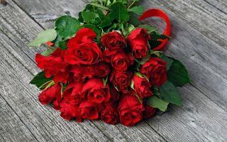 Какие цветы дарят мужчины разных стран, когда хотят признаться в любви женщине
