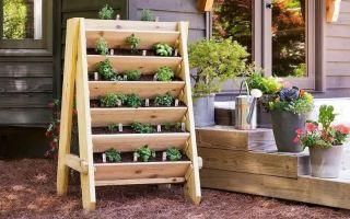 4 способа сделать вертикальный огород на балконе