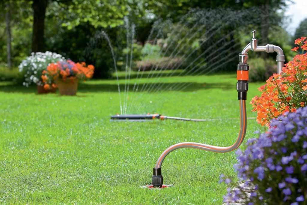 Как у половины соседей сняли водопроводные вентили на участке