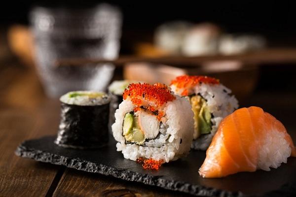 Лучший ресторан суши в москве
