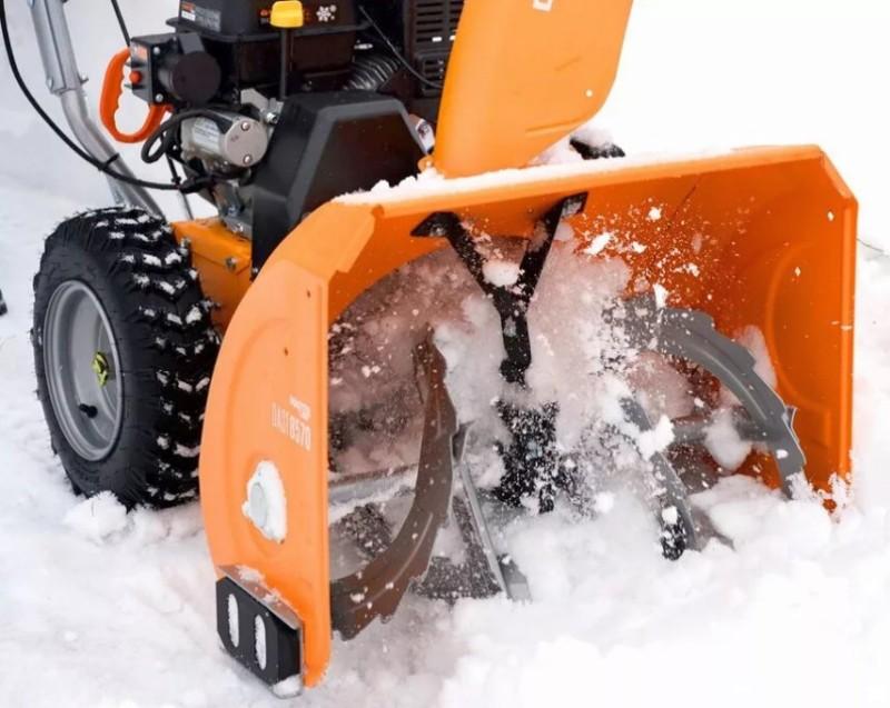Советы по выбору снегоуборочной машины