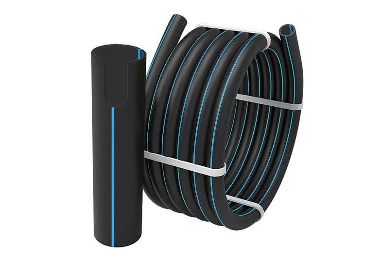 Техническая ПНД труба для монтажа кабеля